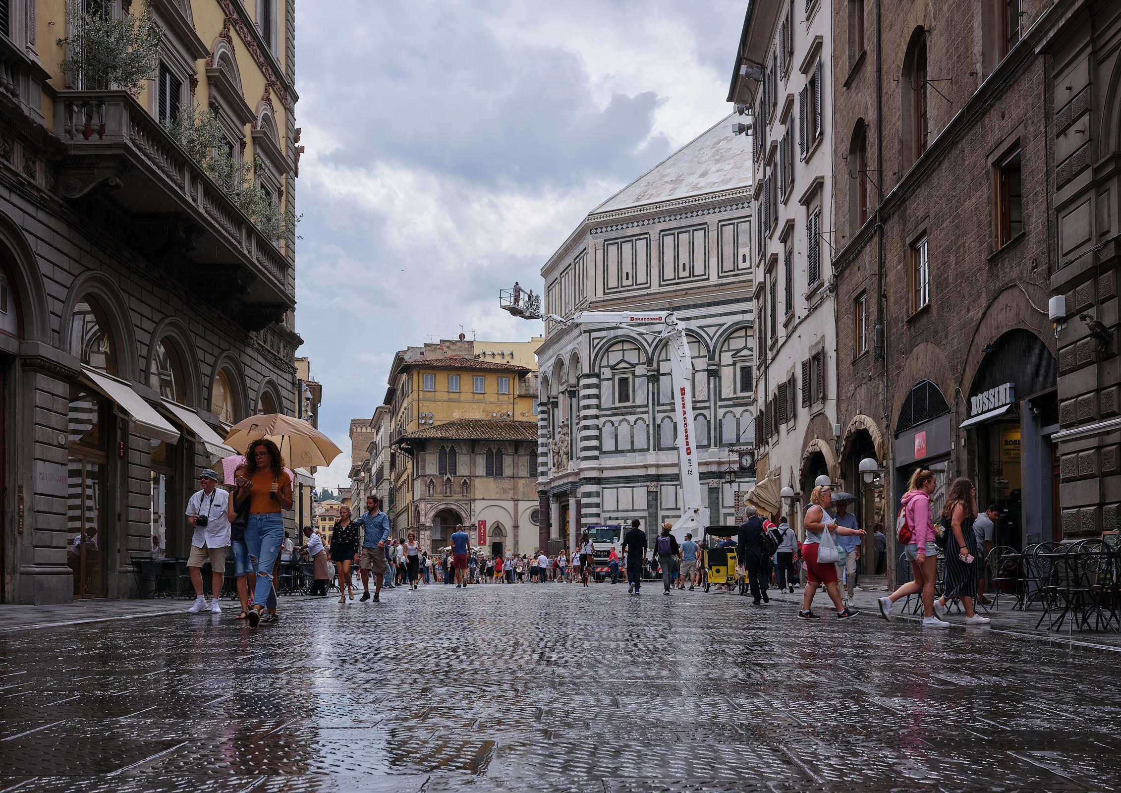 Main square Florence