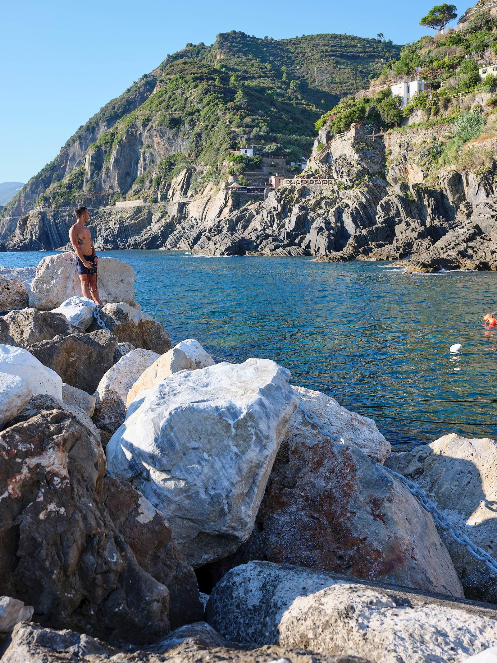 Riomagiorrie, Cinque Terre, Italy