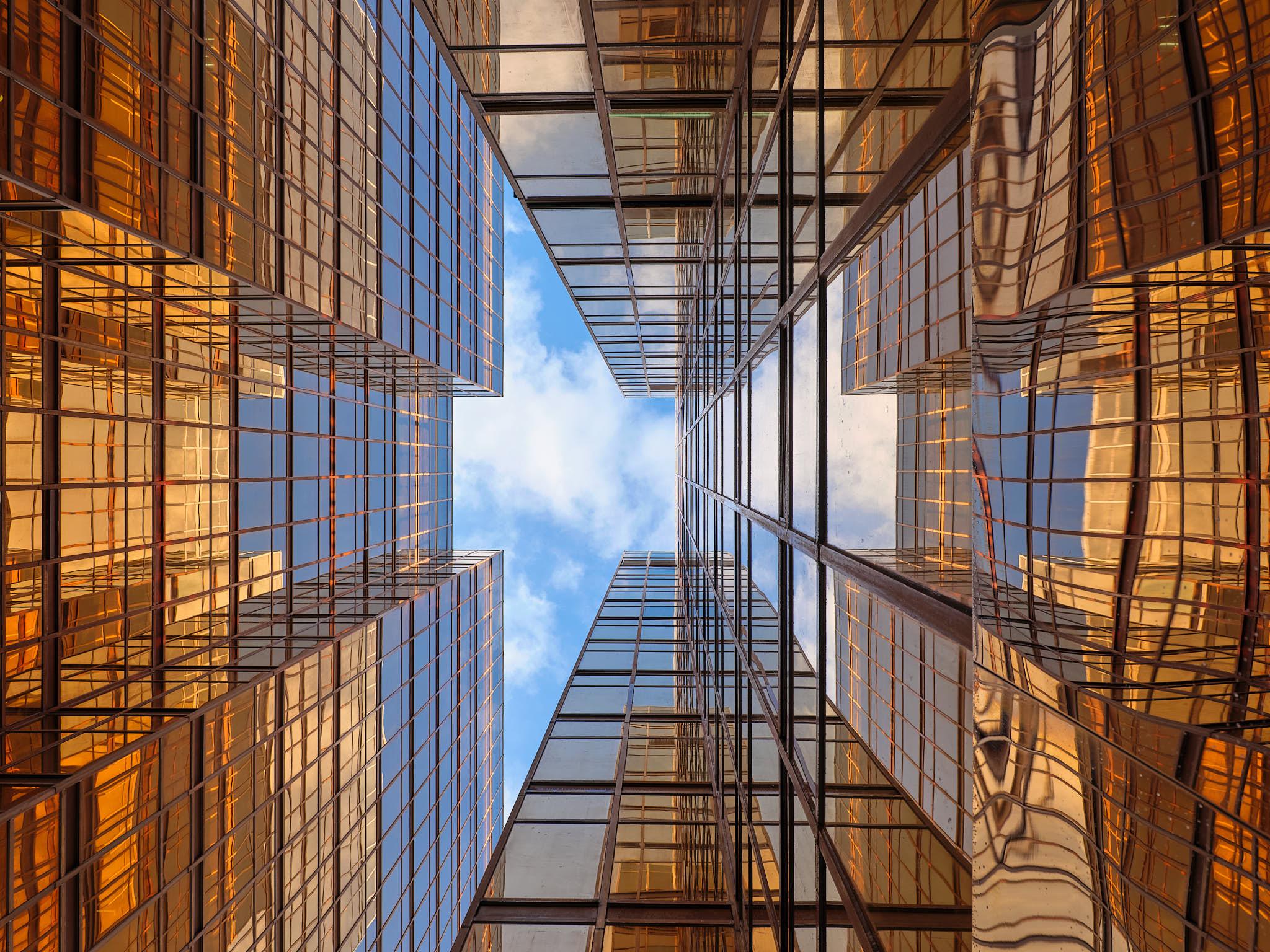 China Hong Kong City Shopping Center Architecture