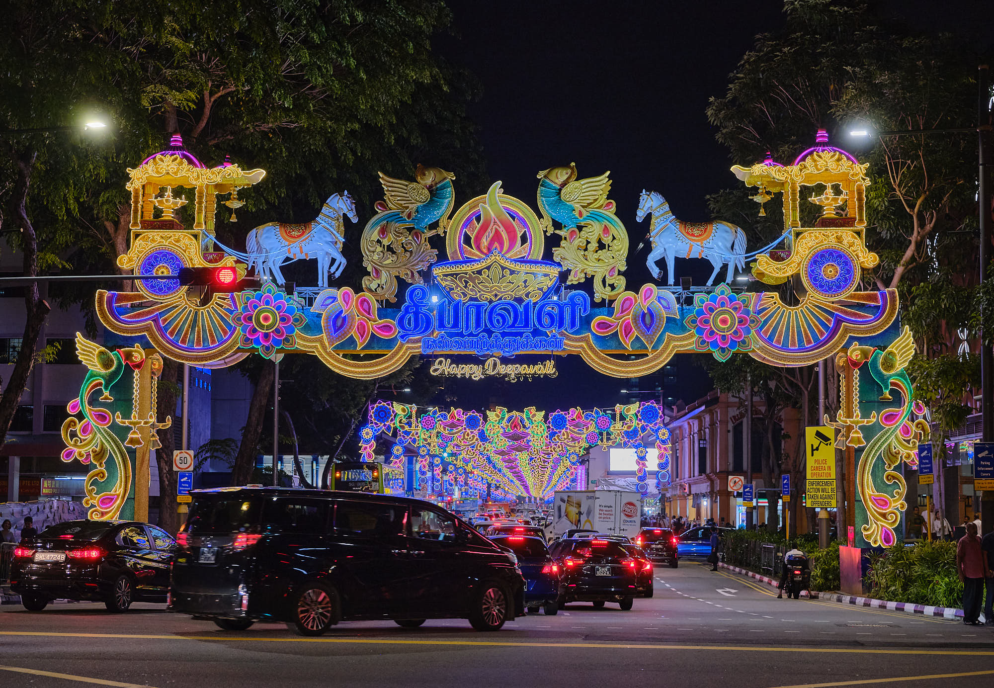 Deepavali Festival of Light Singapore
