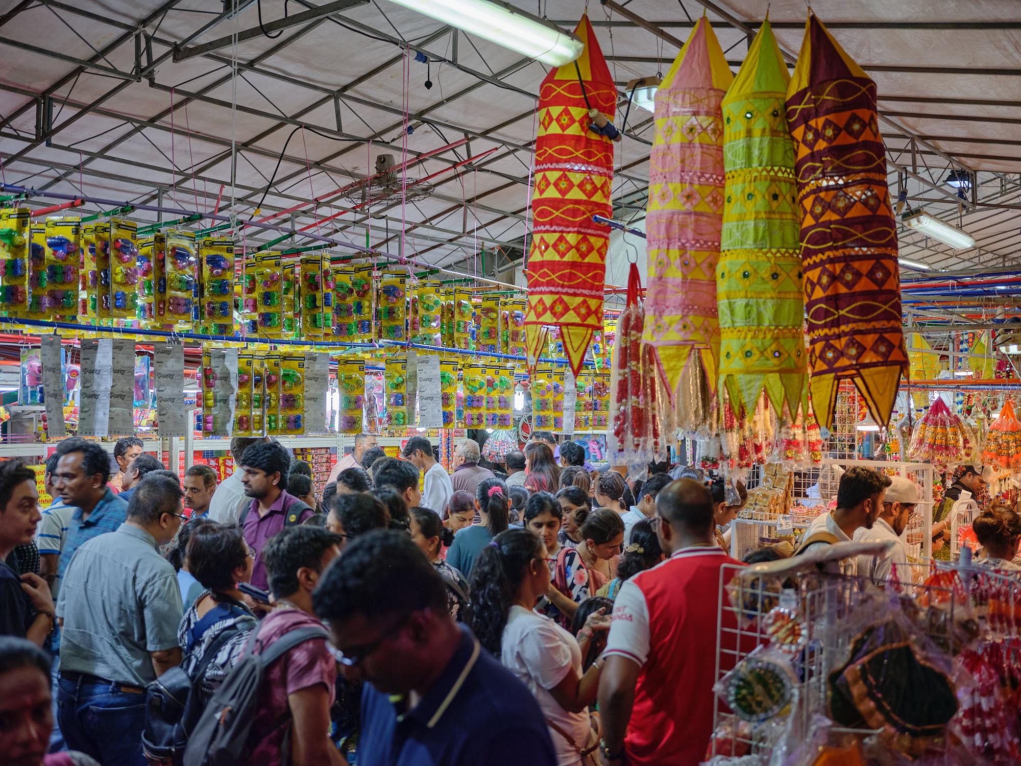 Deepavali Festival of Light Market Singapore
