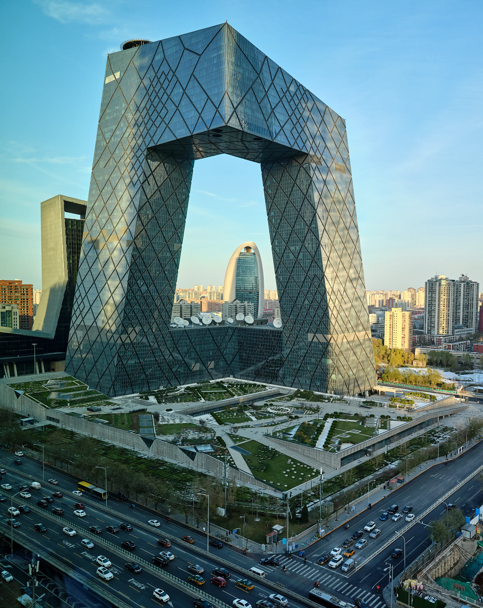 CCTV Tower Beijing