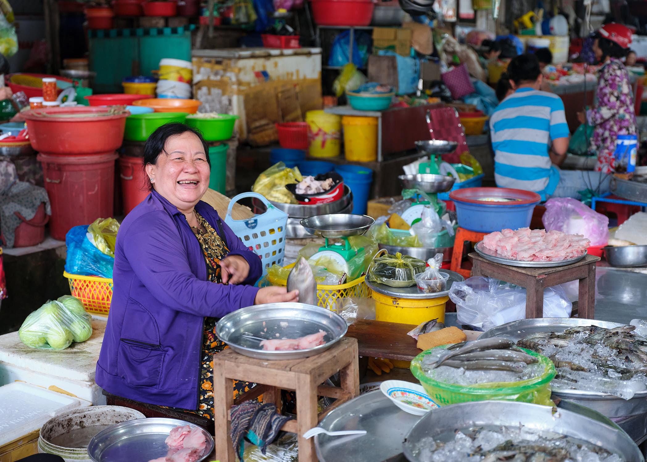 Cai Rang excursion
