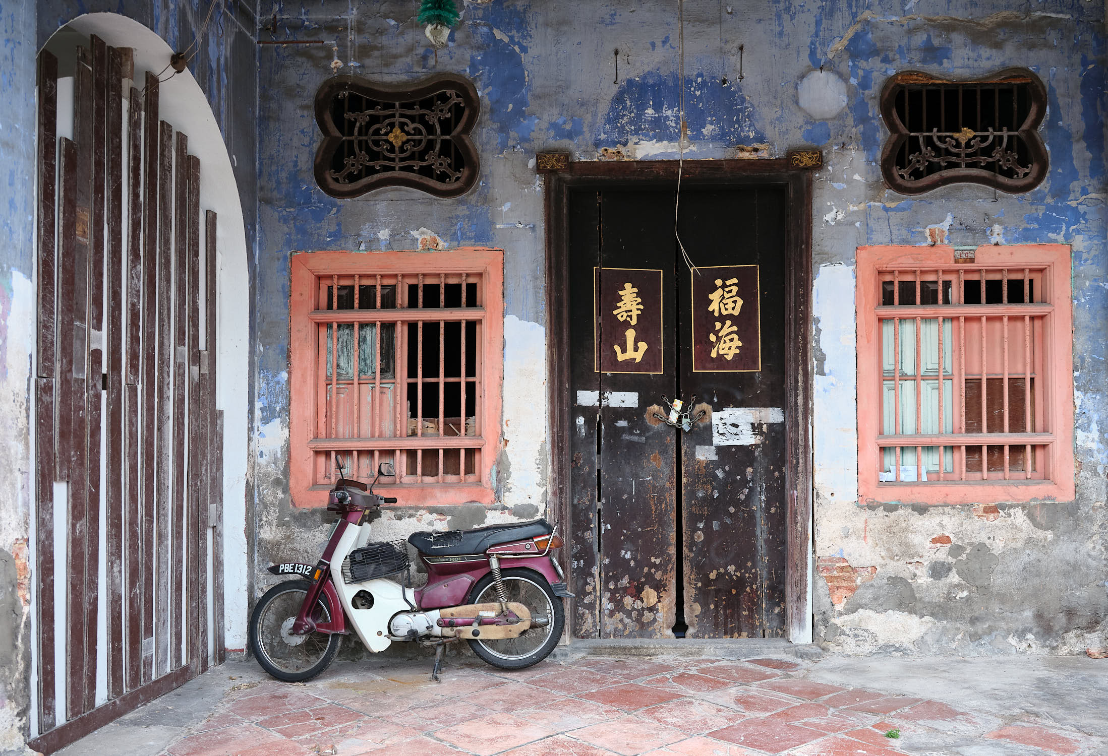 My favourite door in George Town