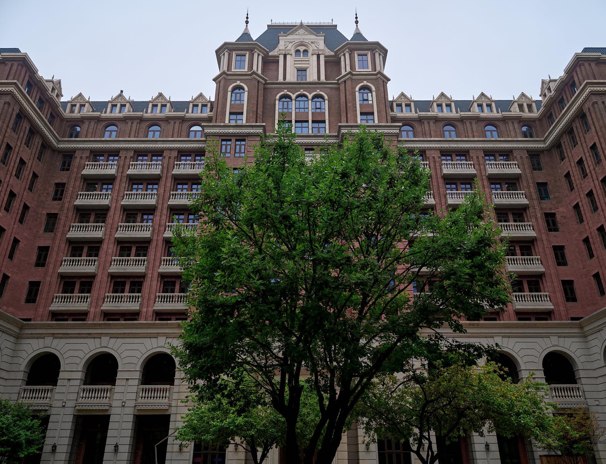 Ritz Carlton Tianjin, China