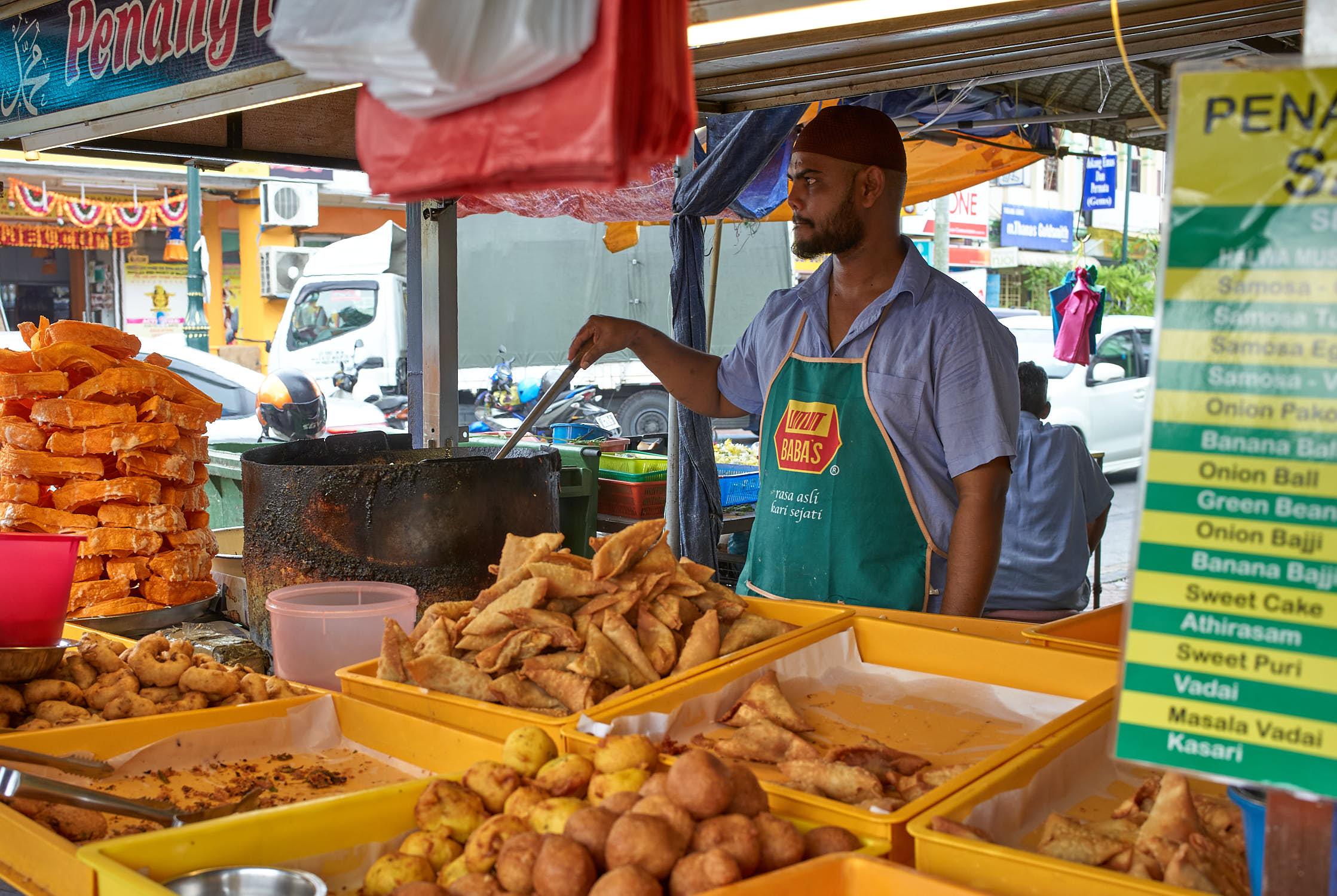 Penang Special Samosa Shop