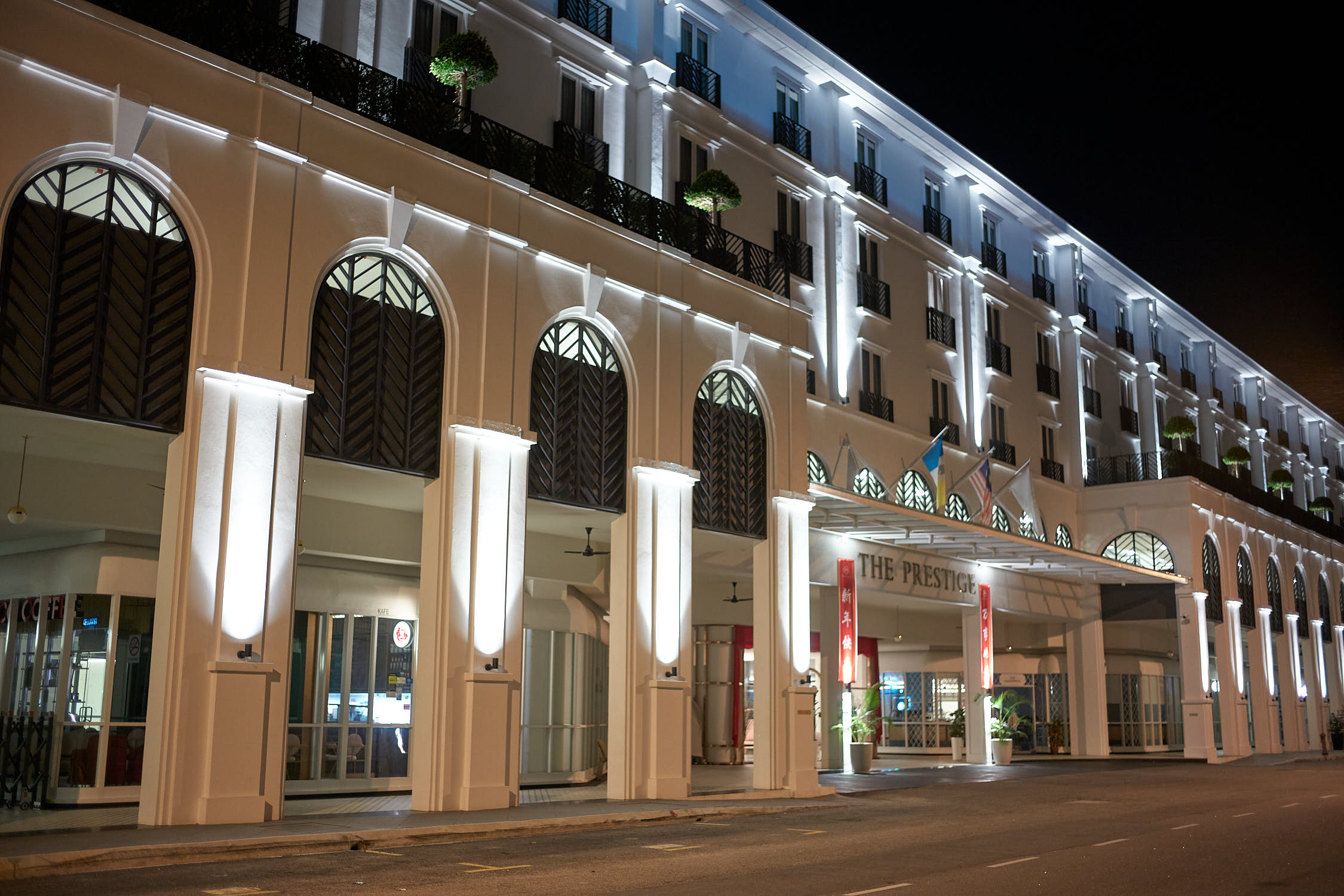 The Prestige Hotel George Town