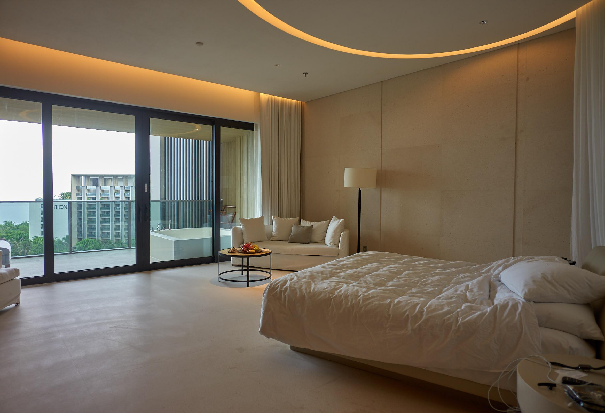 The Edition Sanya room
