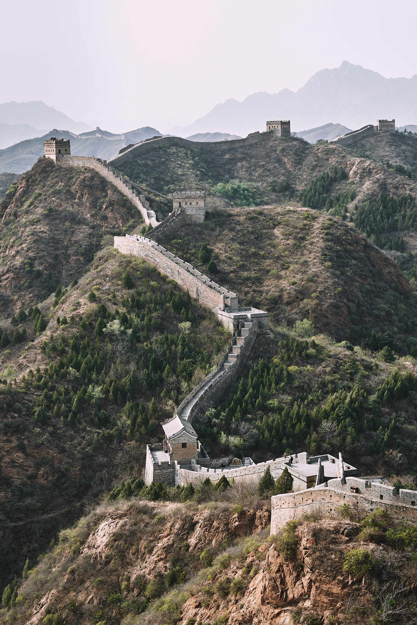 wanderinglass.com Great Wall of China