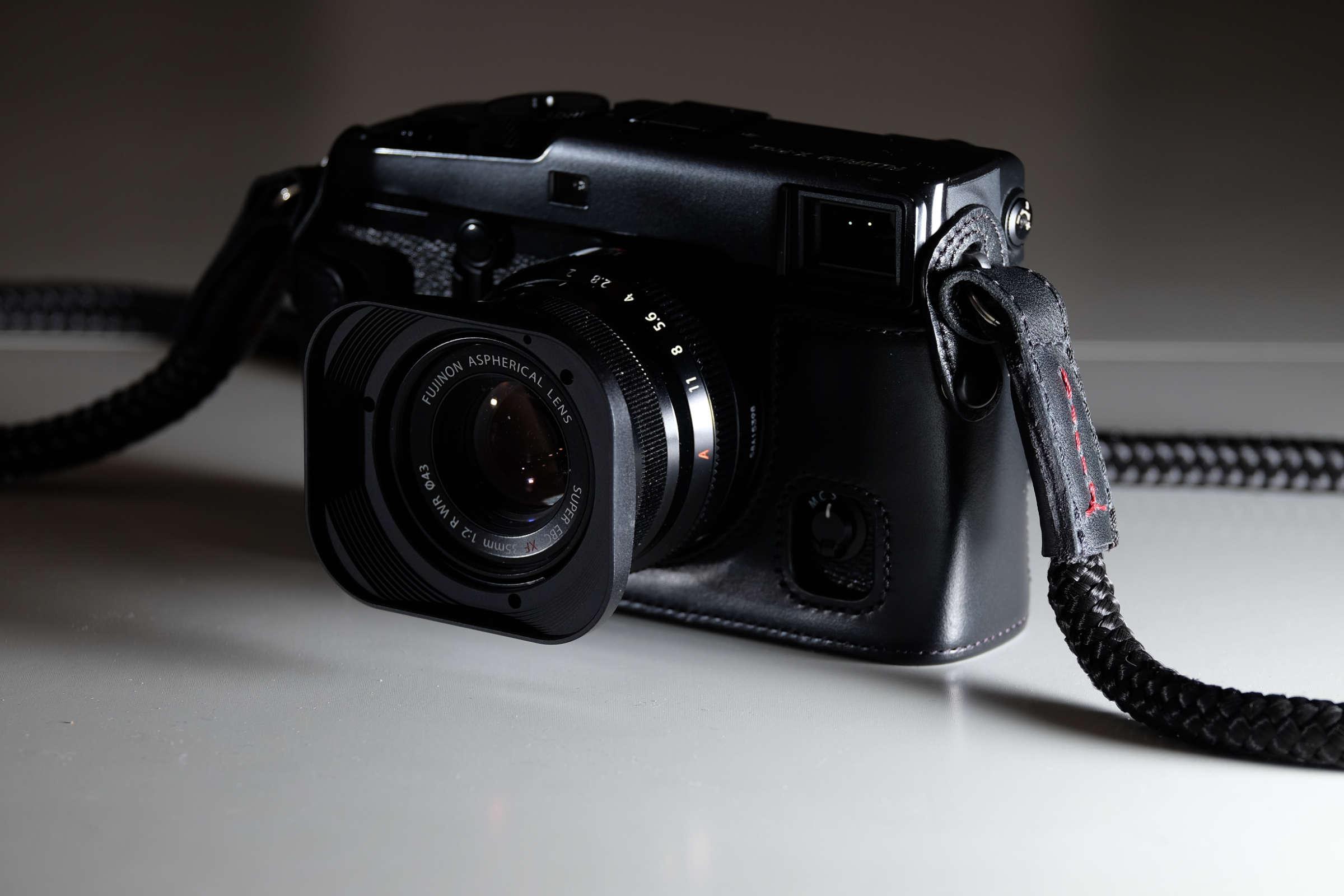 Fujifilm X-Pro2 XF23 F2